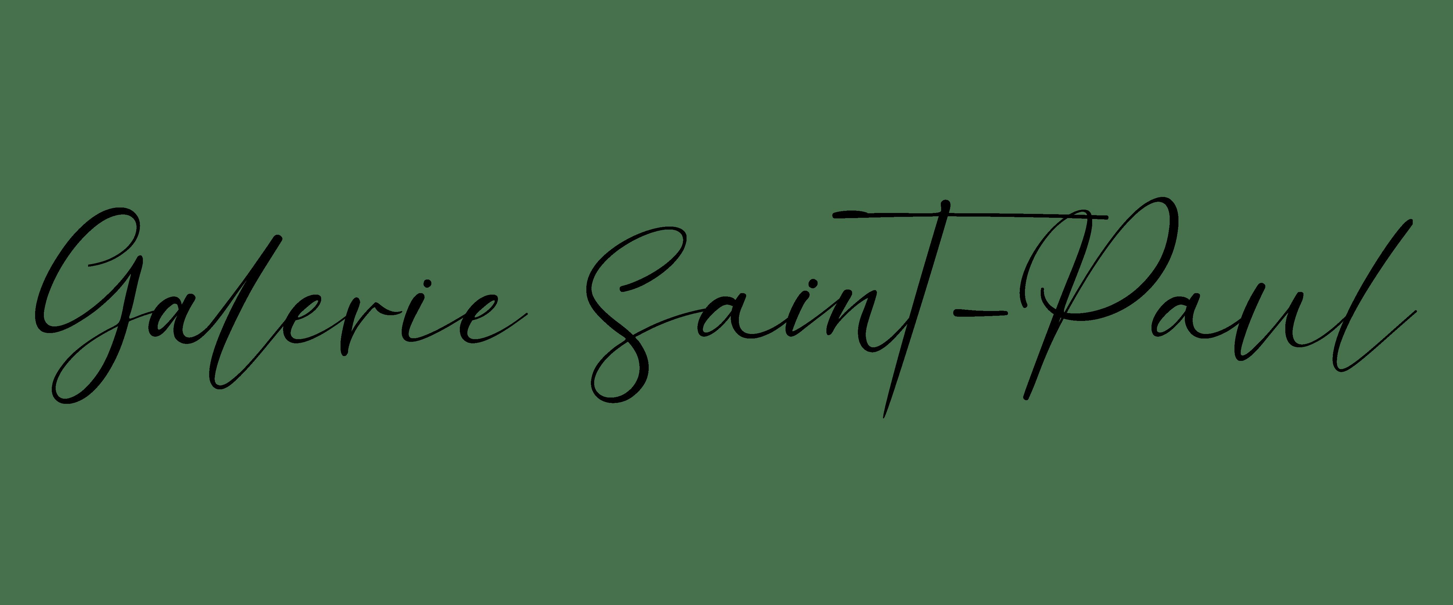Galerie Saint-Paul